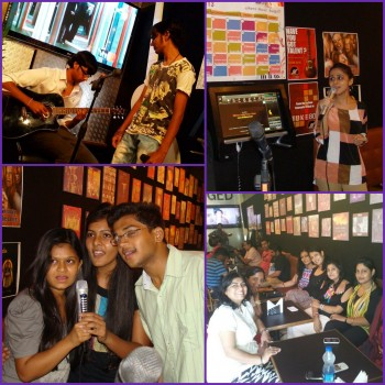 Fun times at Unplugged Café n Grill