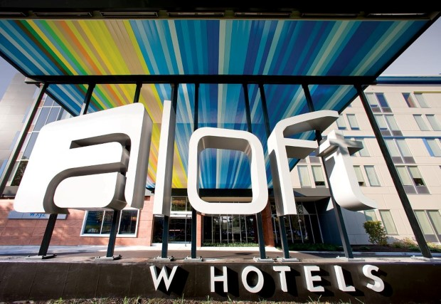 Aloft Ahmedabad photographs