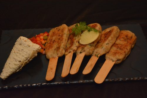 Food festival in Ahmedabad | Relish the kebabs from North-West frontier with the signature twist by Chef Aniruddha Limaye